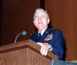 Lt. Gen. Eugene Tighe