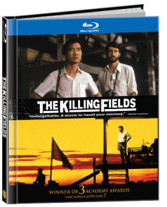 The Killing Fields 30th Anniversary Blu-Ray edition
