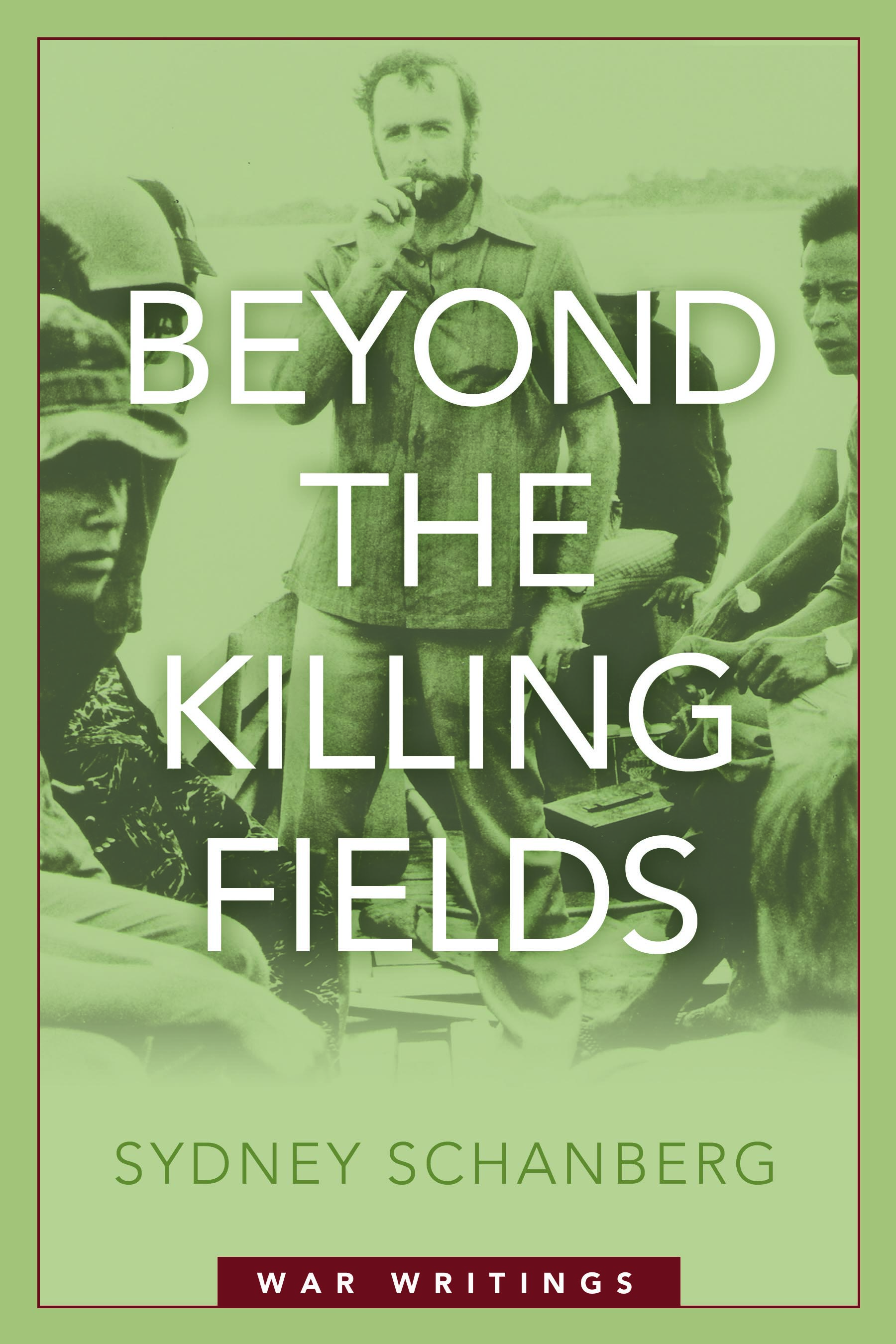 Beyond the Killing Fields Book Cover