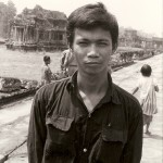 Beyond the Killing Fields - Dith Pran, Ankor Cambodia, Feb 15, 1979 - Gerhard Leo photo