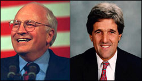 John Kerry and Dick Cheney worked together to bury secrets on Vietnam MIA/POWs -